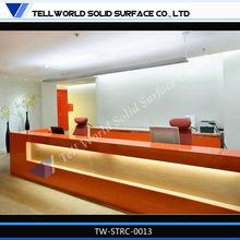 Functional Cashier Table/Desk front desk reception counter