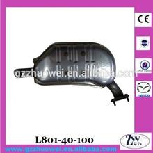 Year 2002 Mazda 6 Parts Car Exhaust Silencer Rear Exhaust Silencer L801-40-100 L801-40-100A