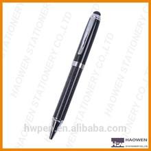 Carbon fiber pen - Luxury stylus ball pen