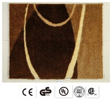 plain exhibition printed customized fashion soft handmade chinese rugs