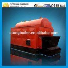 DZL biomass steam boiler wood burning generator