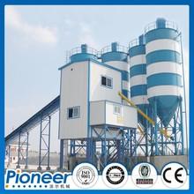 HZS90 Automatic Dry mix Concrete Batch Plant On sale