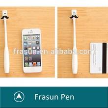 Rubber Soft Novelty Shape Pen,Flexible Ball Pen