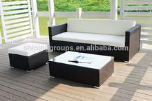 Morden sala de estar mobiliário l forma sofá ( SOF5039 )