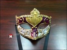 venetian party mask crystal Venetian Party Masquerade Glitter fancy dress mask Man/Woman Masquerade