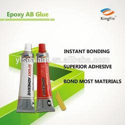 High bond strength ab epoxy adhesive 1:1 for handicrafts