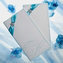 2014 hot sale paper wedding invitation cards models