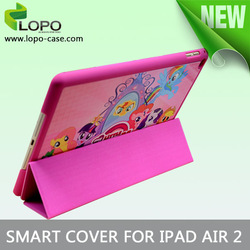 Sublimation smart case for ipad air 2
