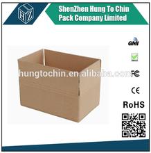 BC-Flute Flexo RSC corrugated box manufacturer Cardboard boxes (Corrugated Fiberboard box )