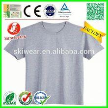 wholesale breathable t-shirt men factory