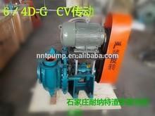 6/4D-G Sand and Sludge Pump CV Drive Mode