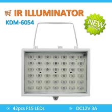 Competitive price with good quality, 30m-400m IR LEDs CCTV Accessory IR Illuminator 850nm