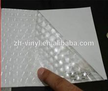 3D glittering cold lamination plastic film