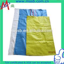 reliable china qingdao factory polypropylene rice bag,grain packing woven polypropylene bag
