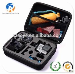 Professional Waterproof & Shockproof EVA tool case bag ,suit for Gopro Hero HD/2/3 GM-SF-025,OEM welcomed