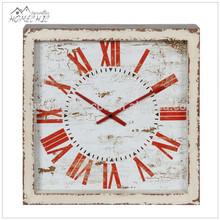 Decorative antique wall clock