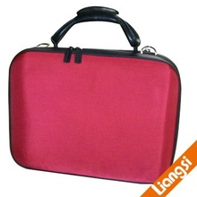 factory price new design custom leather business laptop case