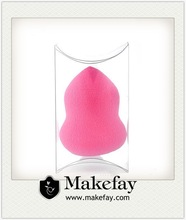 High Quality Custom Non-Latex Makeup Sponge With PVC Packing
