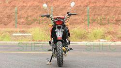 Motorcycle nice solar power motorcycle