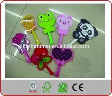 Custom Logo Summer Promotional Gift plastic Chinese fan/pp hand fan