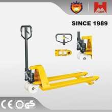 hydraulic pump hand pallet truck reach stacker attachments