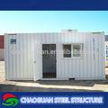 Longue période utilisation extérieure métro maisons de, Remorque maisons container, Portable toilettes conteneurs