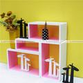 étagère cube en bois bibliothèque durée de vie de champignons séchés