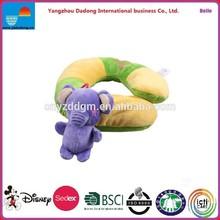 Baby Sleeping Pillow / Baby Head Pillow / Plush Baby Head Pillow
