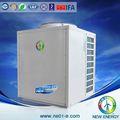 freddo e calore raffreddato ad acqua refrigeratore della vite prezzo di vendita calda modello