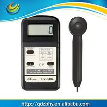 Digital Pocket UV Light Meter Tester LUTRON UV-340A UVA&UVB Measure Tools