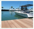 Hot Sale Solid Waterproof WPC Decking For Outdoor
