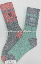twisted rib athletic socks