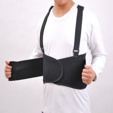 AoFeiTe elstic industrial work back support belt with suspenders CE & FDA proved (AFT-Y002)