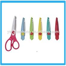 New Design 6-Set Detachable Scissor/High Quality Students Scissor