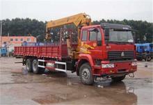 China Toyota Dyna Crane Truck