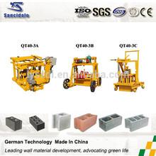 building material making machine/ high demand products india concrete block machine