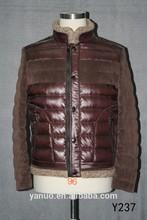 mens designer clothing mens jackets 2015 mens winter jacket coat down feather jacket middle aged men clothing