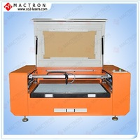 MT-6040 Table Top Laser Cutting Engraving Machine For Rubber Stamp
