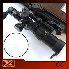 1-6X24 reticle illuminated tactical rifle scope