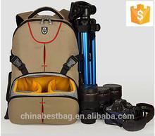 Durable SLR camera backpack waterproof multifunction camera bag
