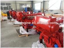 China Weifang 176kw /205KW /240kw /300kw/320kw/225kw/258kw Different Horse Power Marine Diesel Engine Manufacturers