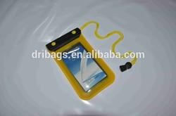 Custom made fashion plastic waterproof cellphone case