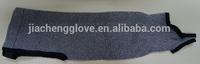 oil & gas series safety gloves; long sleeve work gloves;kelvar cut level 5 arm sleeve with velcro