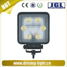 18w 9-32v led lights ATV accessories LED work light for truck,tractor,utv,atv,offroad