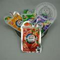 Refrescante fresa/apple/naranja/de uva en polvo sabor a caramelo de beber