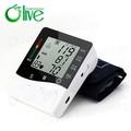 Medidor de pressão arterial, digital medidor de pressão arterial, medidor de pressão arterial braço