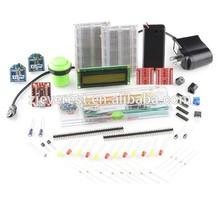 Starter Electronic Kit Project FULL 400 Breadboard, [Wires, LEDs, Resistors...]