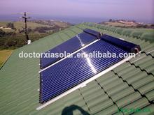 heat pipe solar thermal heating panel
