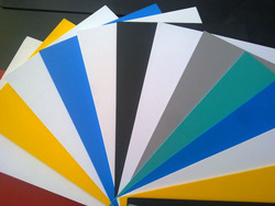 pvc sheets black with excellent quality