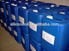 Hydroxy silicone oil can alter dimethyl silicone oil